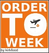 Order to Week - import it yourself by kirkfood